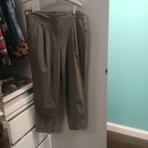 Kit and Ace cropped pants size 10 in EUC